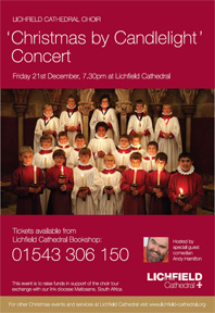 Christmas by Candlelight Concert: 21 December 2012