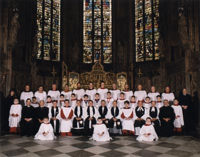 Lichfield Cathedral Choir (2002)